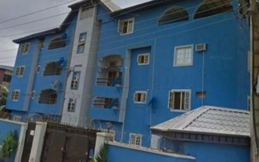 Block of 8 units of flats for sale ago palace