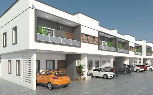 Genesis Court Terraces Badore Ajah 1